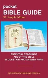 Pocket Bible Guide, St. Joseph Edition