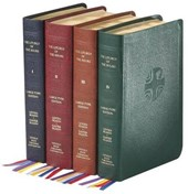 Liturgy of the Hours (Set of 4) Large Print