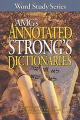 AMG's Annotated Strong's Dictionaries | James Strongs |