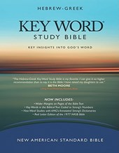 Hebrew-Greek Key Word Study Bible-NASB |  |