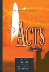 The Book of Acts | Steven Ger |
