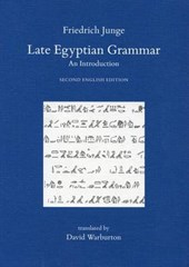 Late Egyptian Grammar