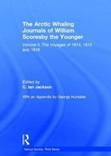 The Arctic Whaling Journals of William Scoresby The Younger, 1789-1857 |  |