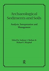 Archaeological Sediments and Soils |  |