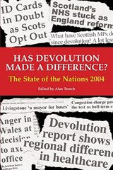 Has Devolution Made a Difference? | auteur onbekend |
