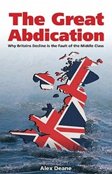 Great Abdication | Alexander Deane |