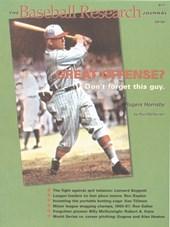The Baseball Research Journal (Brj), Volume