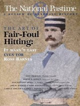 The National Pastime, Volume | Society for American Baseball Research; Society for American Baseball Research (sabr) |