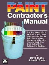 Paint Contractor's Manual | Dave Matis |