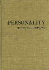 Personality Tests and Reviews I | Buros Center |
