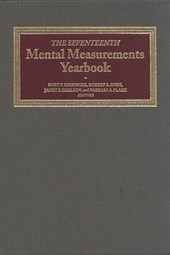 Mental Measurements Yearbook | Buros Center |