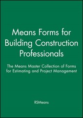 Means Forms for Building Construction Professionals