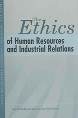 The Ethics of Human Resources and Industrial Relations | auteur onbekend |