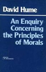 Enquiry Concerning the Principles of Morals | David Hume |