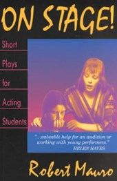 On Stage! Short Plays for Acting Student