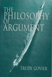 The Philosophy of Argument