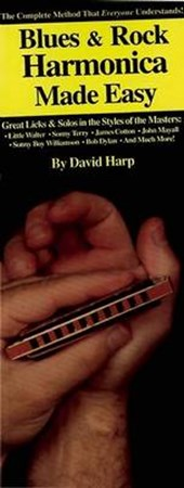 Blues Rock Harmonica Made Easy
