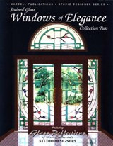Stained Glass Windows of Elegance | Randy Wardell |