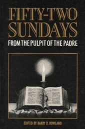 Fifty-Two Sundays | David Parsons Rowland |