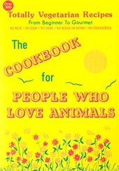 The Cookbook for People Who Love Animals |  |