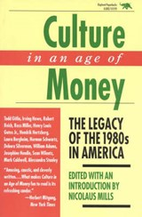 Culture in an Age of Money |  |