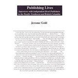 Publishing Lives | Jerome Gold |