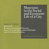 Museums in the Social and Economic Life of a City