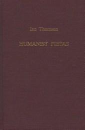 Humanist Pietas