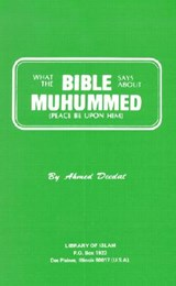 What the Bible Says about Muhummed | Ahmed Deedat |