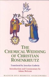 The Chemical Wedding of Christian Rosenkreutz | Christian Rosencreutz |
