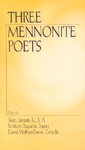 Three Mennonite Poets | Jean Janzen |
