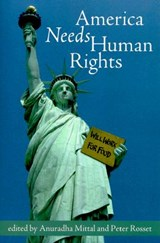 America Needs Human Rights | auteur onbekend |