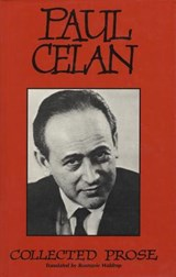Collected Prose | Paul Celan |