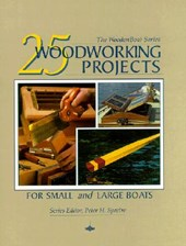 25 Woodworking Projects for Small and Large Boats