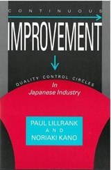 Continuous Improvement | Paul Lillrank |