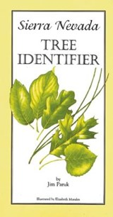 Sierra Nevada Tree Identifier | Jim Paruk |