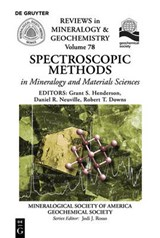 Spectroscopic Methods in Mineralogy and Material Sciences | auteur onbekend |