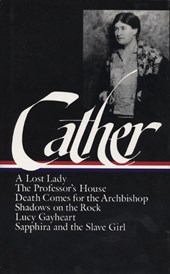 Willa Cather Later Novels