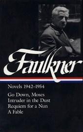 William Faulkner Novels 1942-1954 (Loa #73)