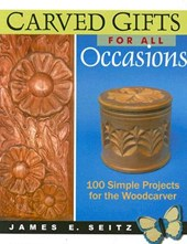 Carved Gifts for All Occasions | James E. Seitz |