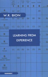 Learning from Experience | Wilfred R. Bion |