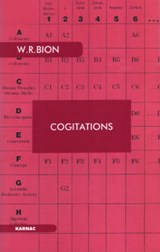 Cogitations | Wilfred R. Bion |