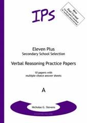 Verbal Reasoning Practice Papers