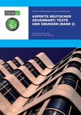 Aspekte Deutscher Gegenwart Band 2 Practice Book | Alan Jones |