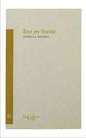 Text on Textile