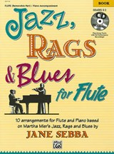 Jazz, Rags & Blues for Flute | Alfred Publishing |