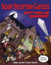 Scary Scottish Castles | Debbie Jackson |