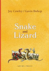 Snake and Lizard | Joy Cowley |