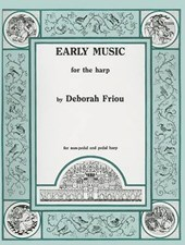 Early Music for the Harp | Deborah Friou |