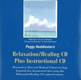 Peggy Huddleston's Relaxation/Healing CD Plus Instructional CD | Peggy Huddleston |
